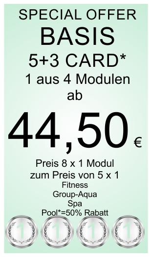 Basis 5+1 Card