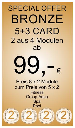 Bronze 5+1 Card