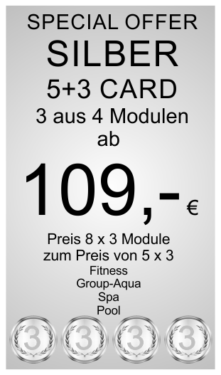 Silber 501 Card