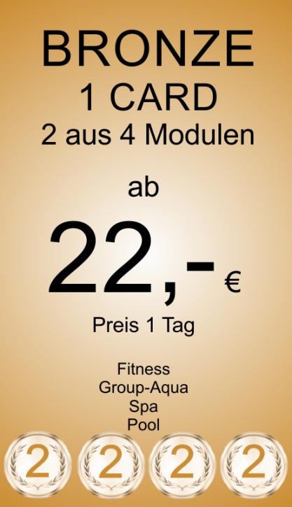 Bronze 1 Card